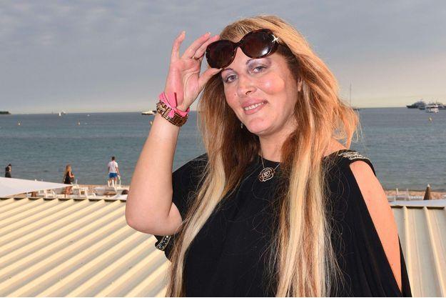 Loana à Cannes le 27 mai 2017