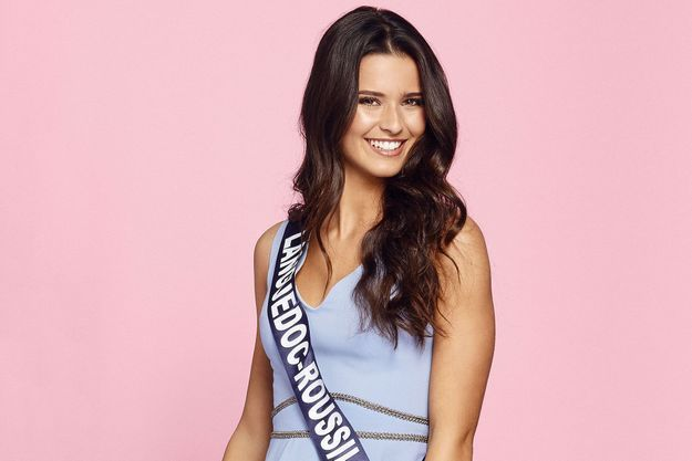 Lola Brengues, Miss Languedoc-Roussillon 2018