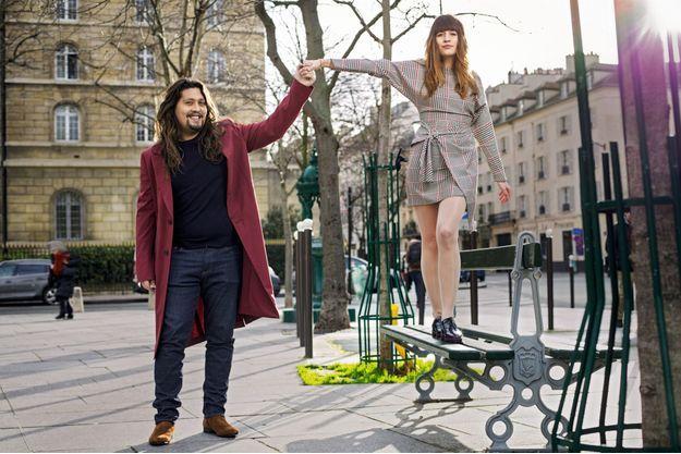 Lulu Gainsbourg et Lilou: