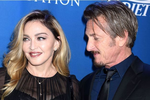Madonna et Sean Penn