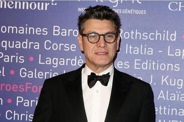 Marc Lavoine en 2018
