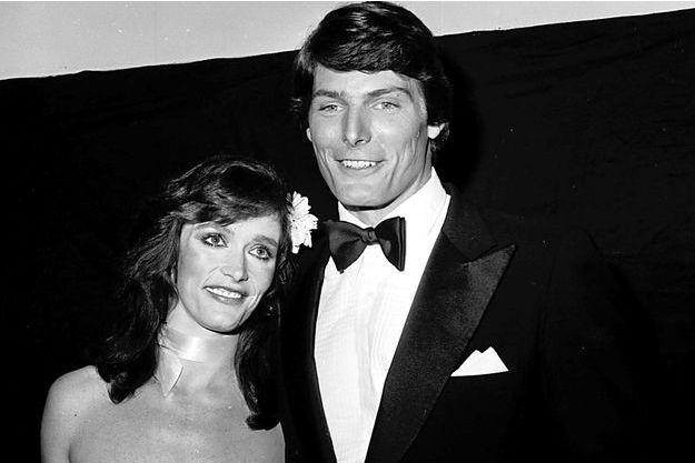 Margot Kidder et Christopher Reeve en 1979
