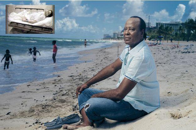 Le Dr Murray, vendredi 12 août à Fort Lauderdale.