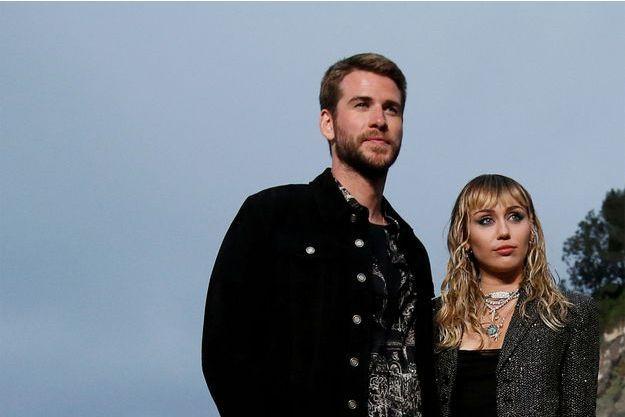 Miley Cyrus et Liam Hemsworth se séparent après huit mois de mariage