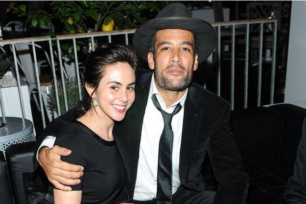 Ben Harper et Jaclyn Matfus à la soirée des Grammy Awards le 8 février dernier à Los Angeles
