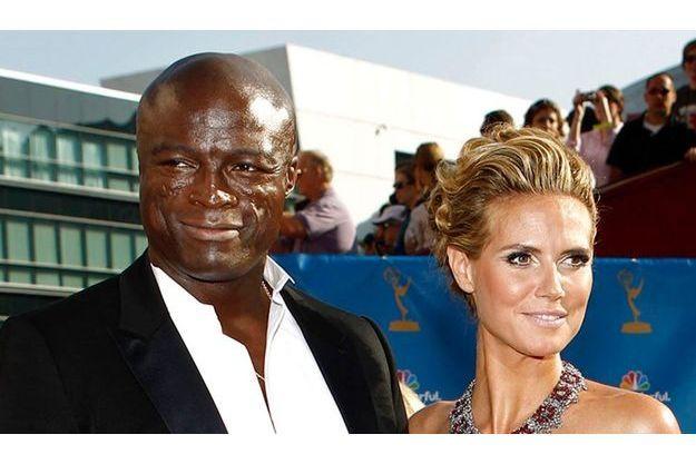 Seal et Heidi Klum