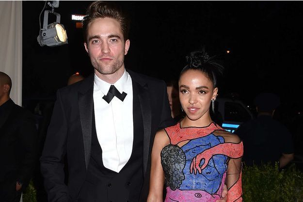 Robert Pattinson et FKA Twigs au Met Ball 2015, le 4 mai dernier à New York.