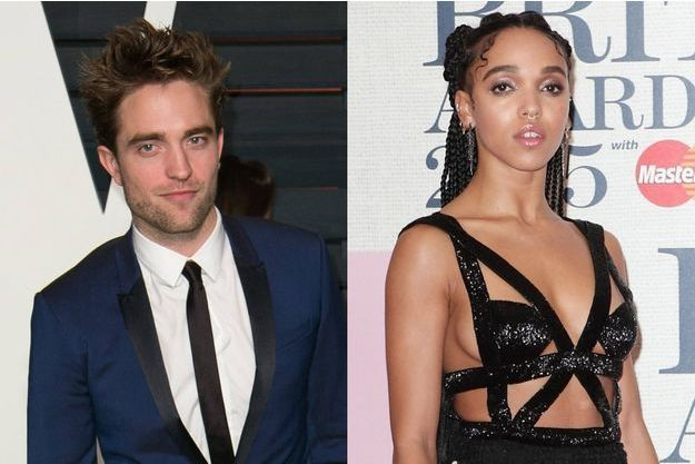 Couverte de mousse, la fiancée de Robert Pattinson en met plein la vue.