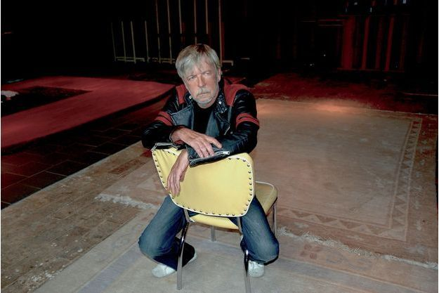 Renaud, cet automne, aux studios ICP à Bruxelles