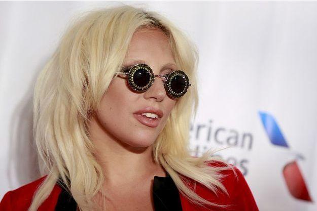 Lady Gaga à NYC, le 18 juin 2015.