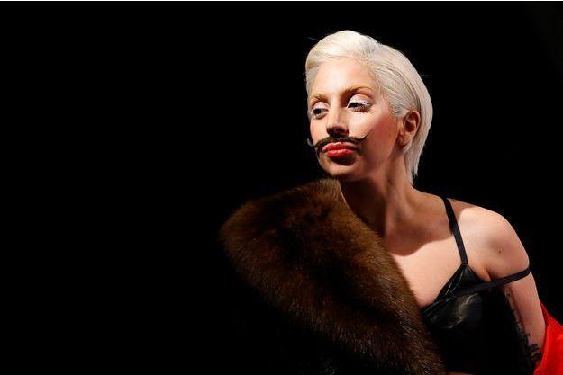 Lady Gaga à Berlin en octobre dernier.