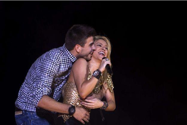 Shakira et Gerard Piqué, de jeunes parents ambassadeurs de l'Unicef