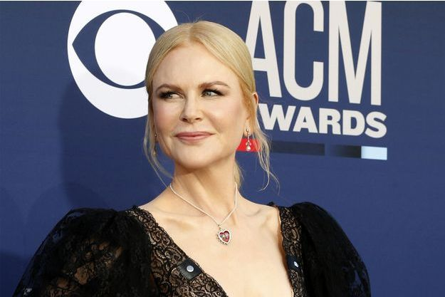 Nicole Kidman à la 54ème Academy of Country Music Awards le 7 avril 2019 à Las Vegas