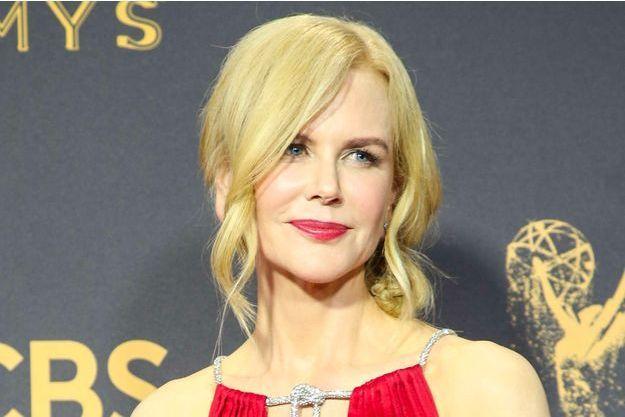 Nicole Kidman aux Emmy Awards 2017