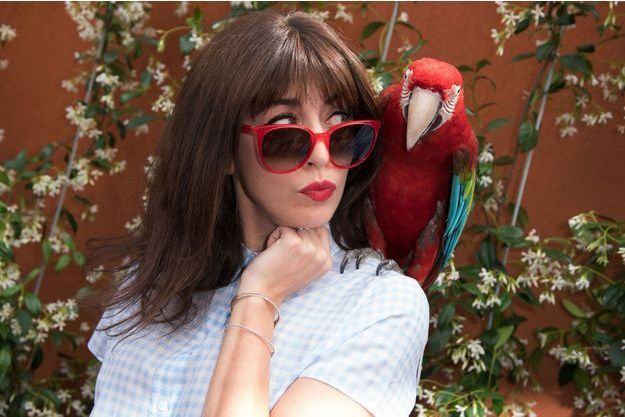 Nolwenn Leroy attend son premier enfant