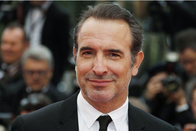 Jean Dujardin à Cannes, le 18 mai 2019