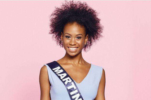 Olivia Luscap, Miss Martinique 2018