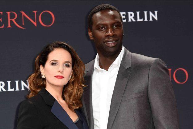 Omar et Hélène Sy, le 10 octobre 2016.