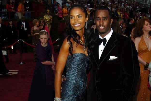 Kim Porter et P. Diddy en 2005.