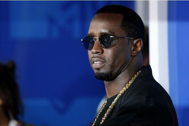 P.Diddy aux MTV Video Music Awards en 2016 à New York