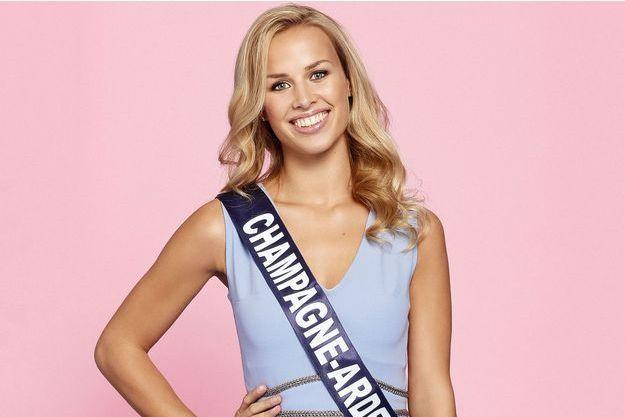 Paméla Texier, Miss Champagne-Ardenne 2018