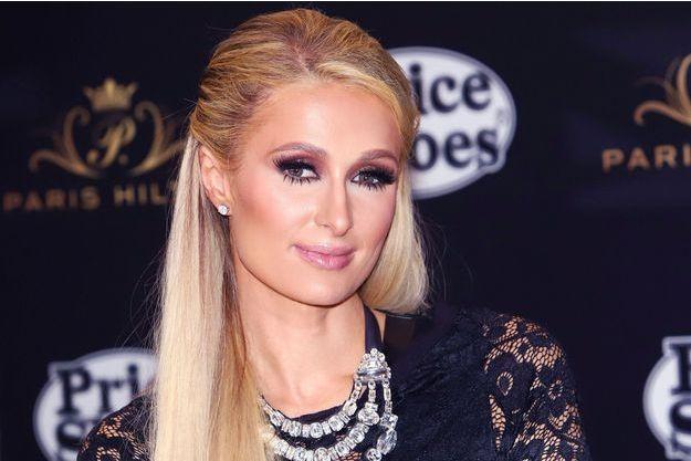 Paris Hilton à Mexico, le 11 novembre 2018