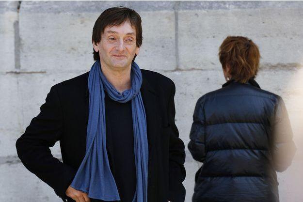 Pierre Palmade à Paris, le 9 septembre 2015