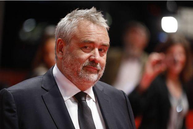 Luc Besson en février 2018.