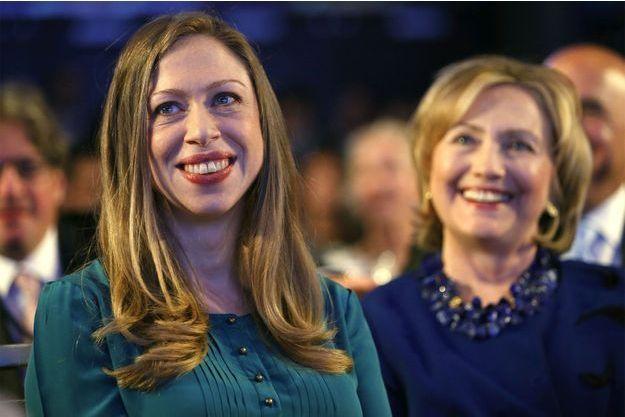 Chelsea Clinton le 23 septembre dernier.