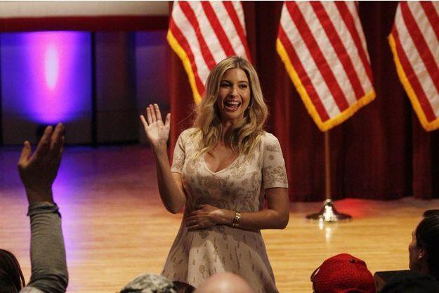 Ivanka Trump a accouché de son troisième enfant.