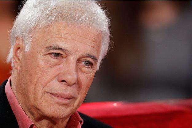 Guy Bedos à l'émission «Vivement Dimanche» en 2013.