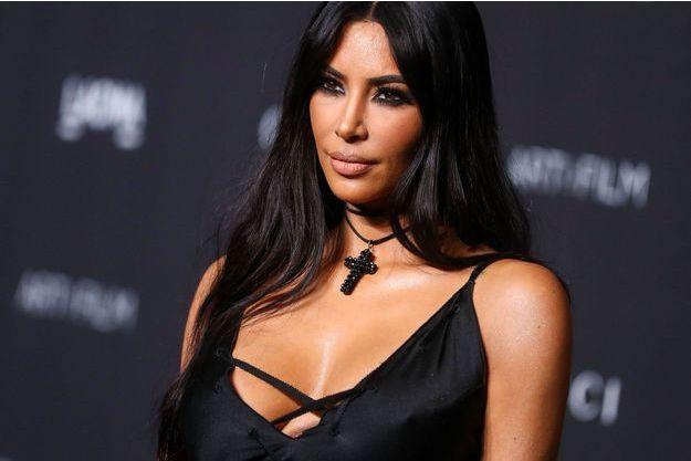 Kim Kardashian en novembre 2018