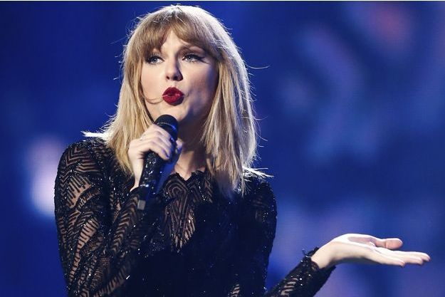 Taylor Swift en concert en février 2017.