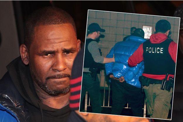 La star du R&B de 52 ans, contre qui un mandat d'arrêt avait été émis, est arrivée dans un poste de police de Chicago dans la soirée.