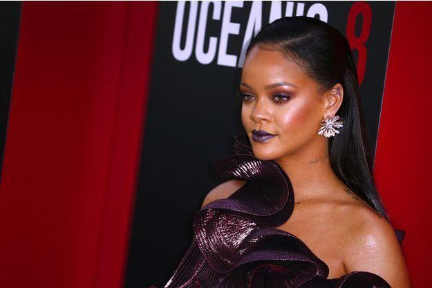 """Rihanna à la première du film """"Ocean's 8"""" à New York, le 5 juin 2018"""
