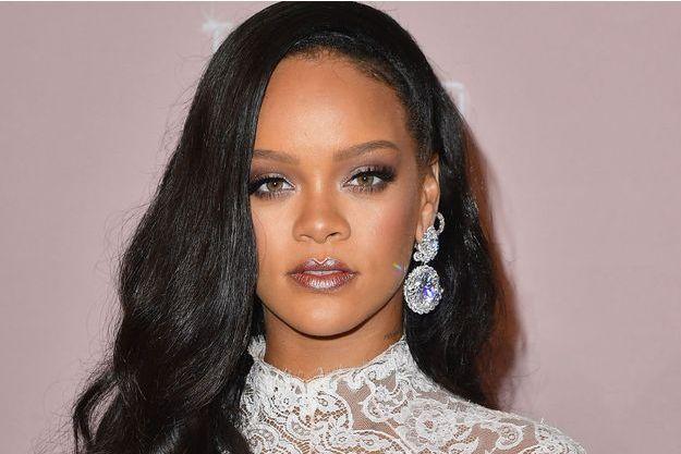 Rihanna en septembre dernier à New York.