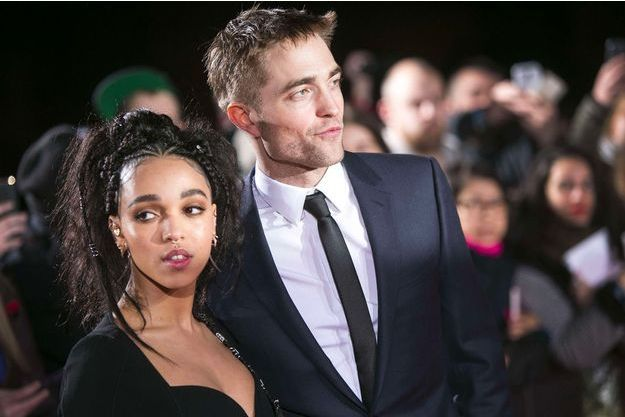FKA Twigs et Robert Pattinson