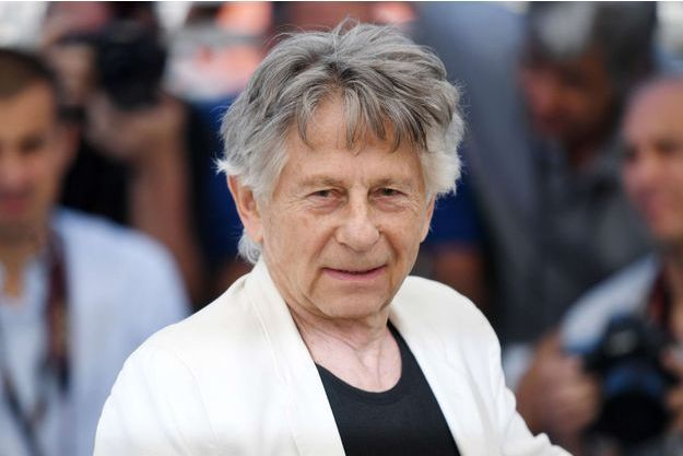 Roman Polanski au festival de Cannes, le 27 mai 2017.