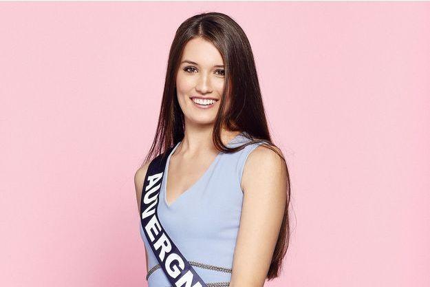 Romane Eichstadt, Miss Auvergne 2019