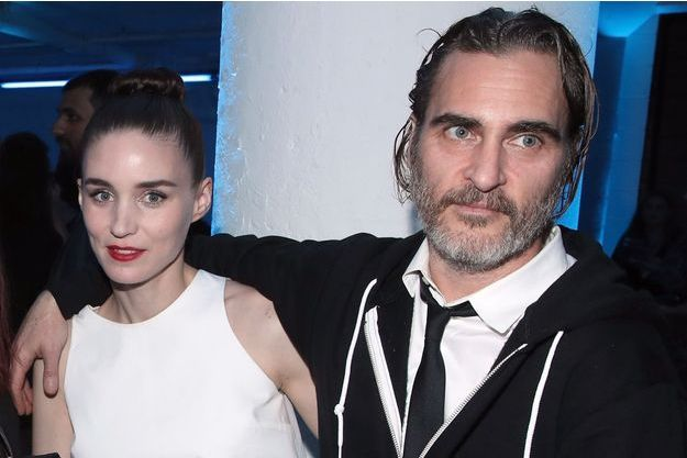 Rooney Mara et Joaquin Phoenix