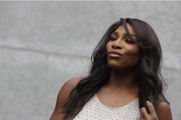 Serena Williams en 2016.