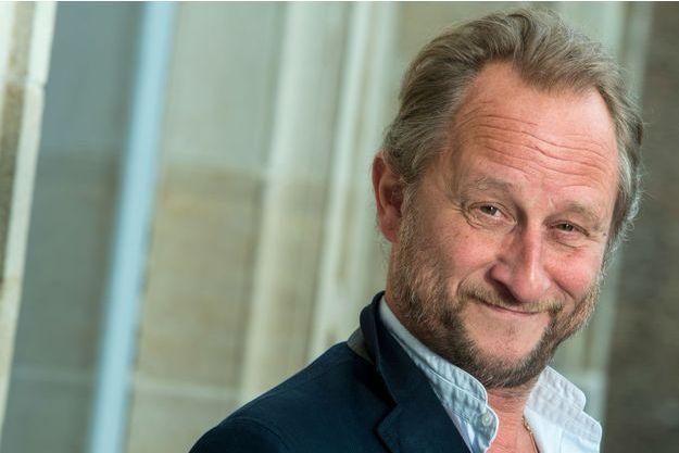 Benoît Poelvoorde.