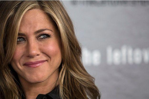 Jennifer Aniston à New York le 23 juin 2014