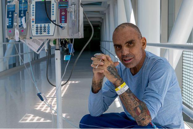 Christian Audigier a été hospitalisé au Cedars Sinai de Los Angeles pour une greffe de moelle osseuse.