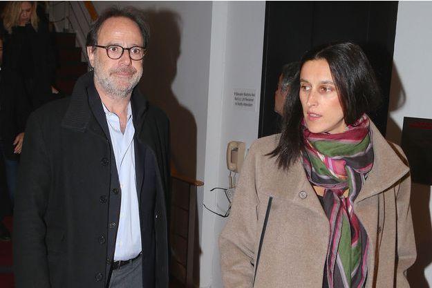 Marc Levy et Pauline Levêque à New York en novembre 2015.