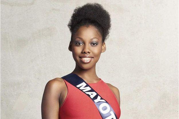Miss Mayotte 2015– Ramatou Rajibo