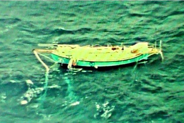 Le bateau du skipper indien Abhilash Tomy a démâté.