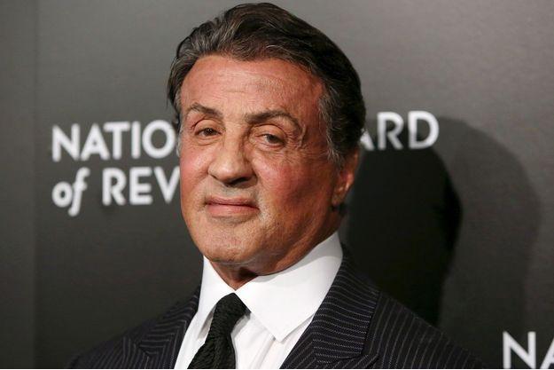 Sylvester Stallone à New York en janvier 2016.