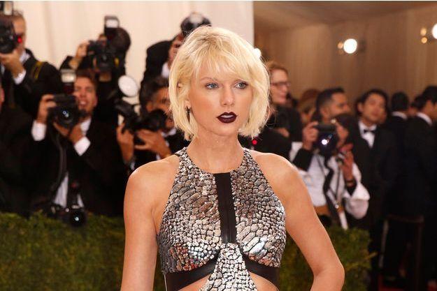 Taylor Swift à New York, le 1er mai 2016.