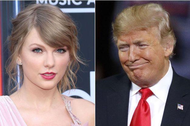 Taylor Swift, Donald Trump